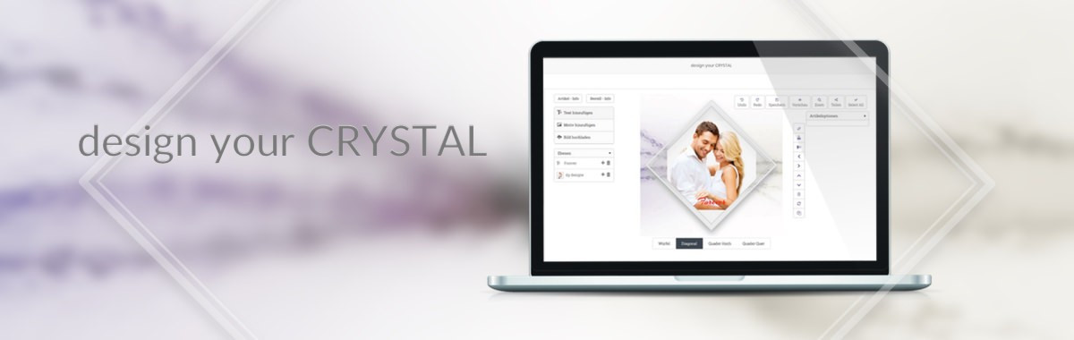 design your CRYSTAL©